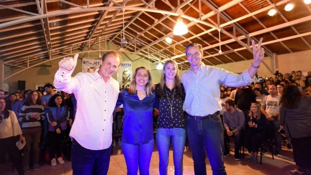 foto: Bordet logró la reelección en Entre Ríos y convocó a la construcción