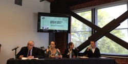Making Waves Behind Bars panelists