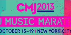 CMJ 2013