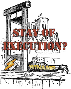 Winamp: Stay of execution?
