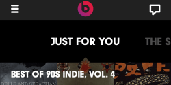 Beats Music - Just for You