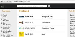 Radio Search Engine 1.0