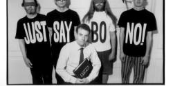 Negativland Press Photo: Just Say Bo-No!