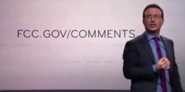 John Oliver on net neutrality.