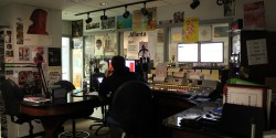 COLLEGE RADIO STATION WRAS