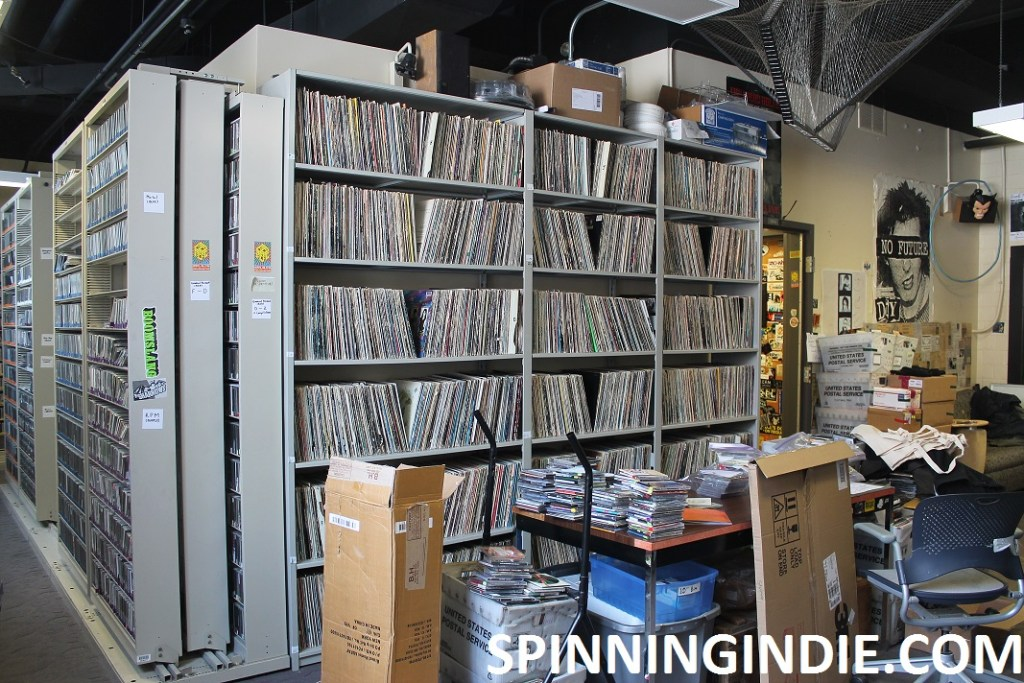 WRFL record library