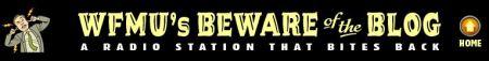 Beware of the Blog banner