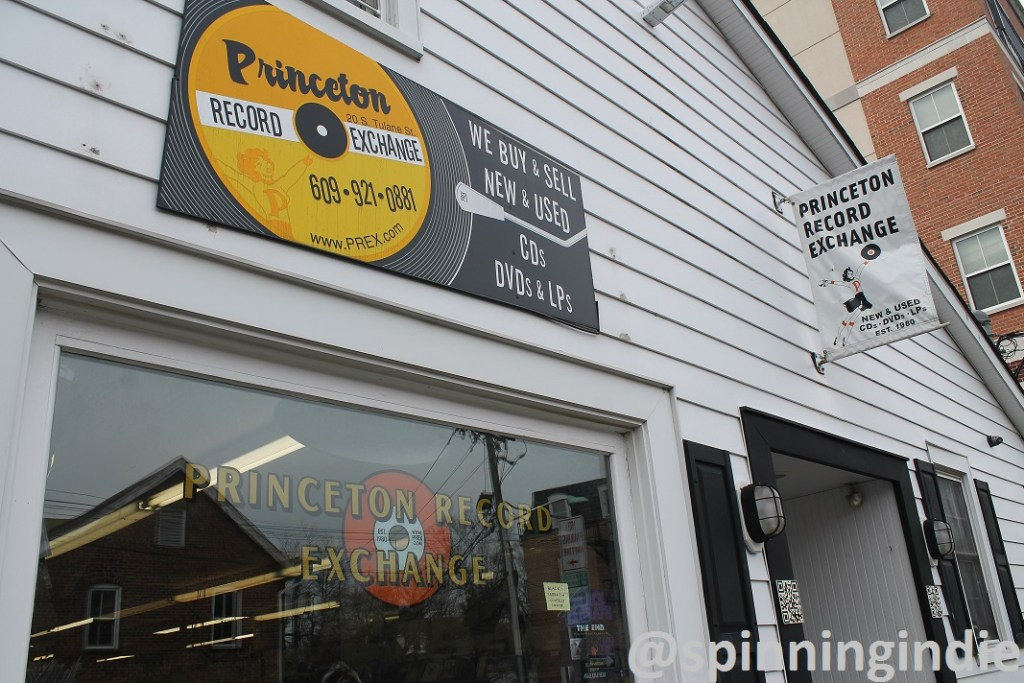 Princeton Record Exchange. Photo: J. Waits