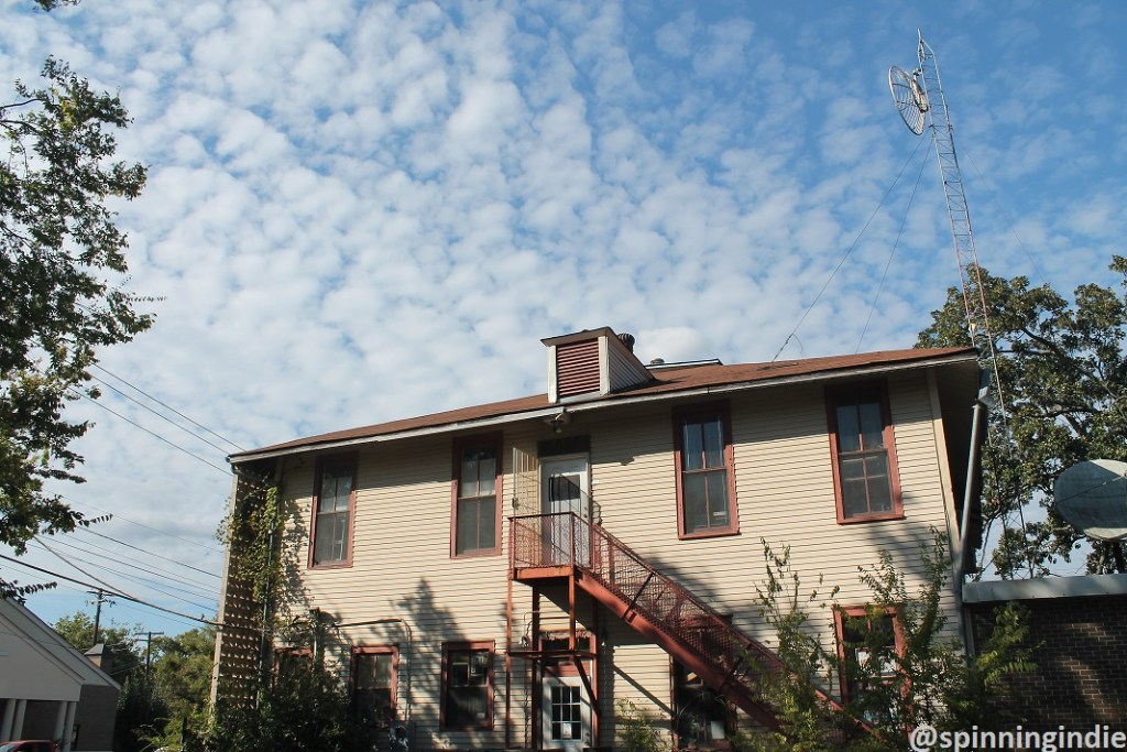 KABF's building in Little Rock. Photo: J. Waits
