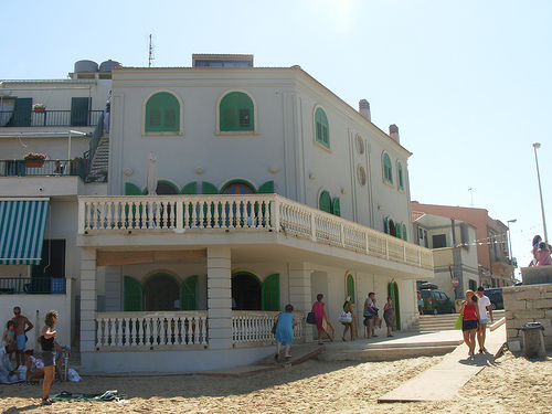 Excursions in Sicily  Montalbano places Taxi service and
