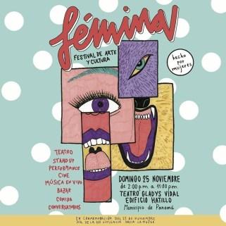 Afiche de Fémina