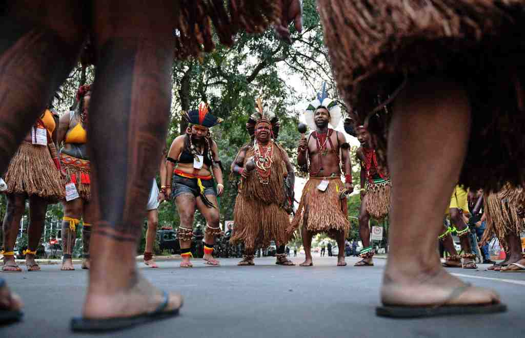 Indígenas claman por ayuda de líderes mundiales para proteger el Amazonas