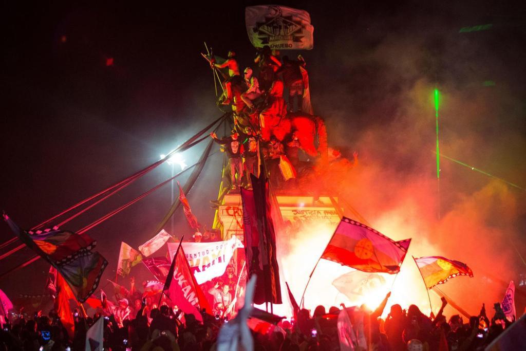 Chile.Triunfa la voluntad de un pueblo en el Plebiscito 2020 por una nueva constitución