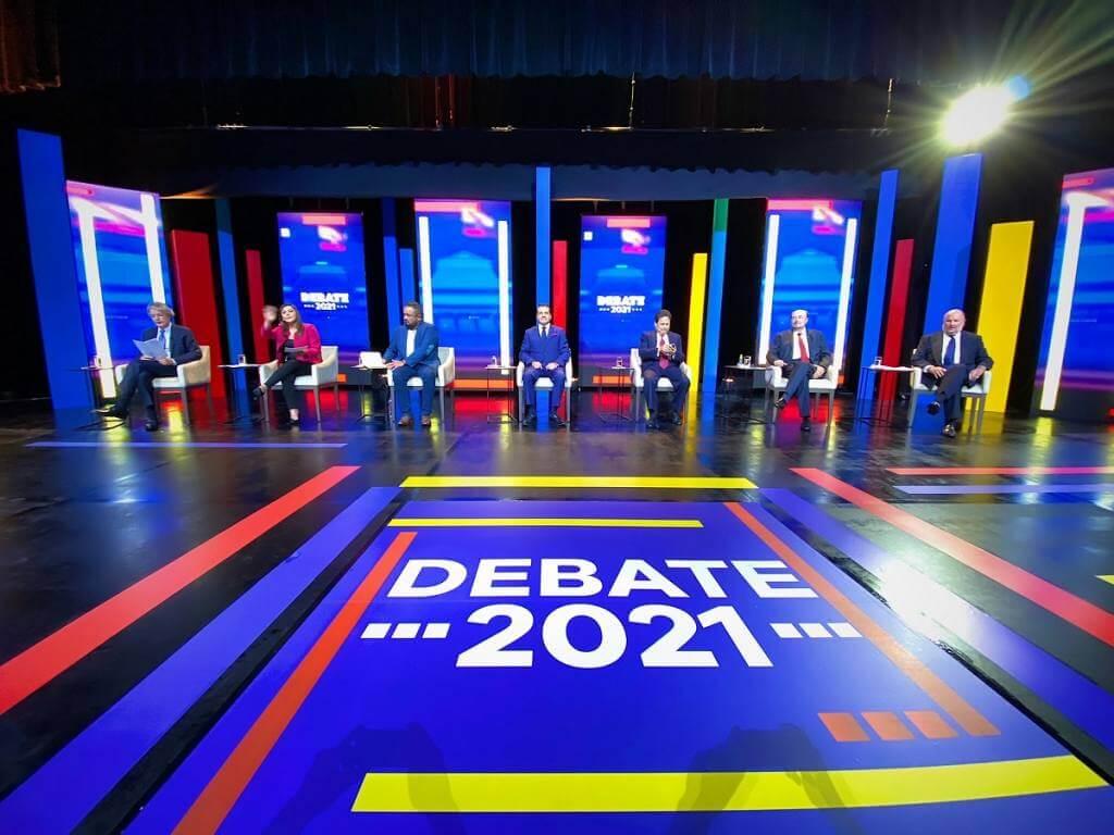 Ecuador. Una vergüenza de candidatos para la Presidencia.