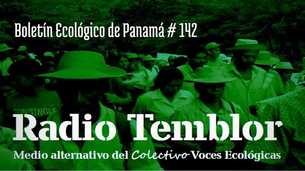 Boletín Ecológico de Panamá # 142