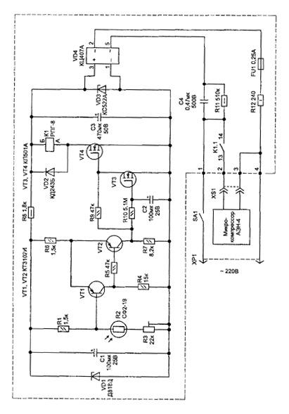 Схема принципиальная электрическая монитора lg flatron