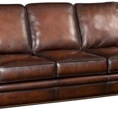 Brown Leather Sofa On Legs Set Designs Flipkart Decorating 3 Seat By Ivan Smith Furniture With