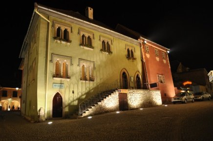 imagini din cetate, Casa Venetiana