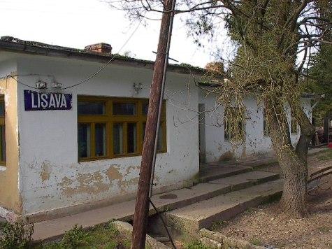 Gara Lisava