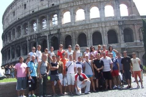 2007, Roma