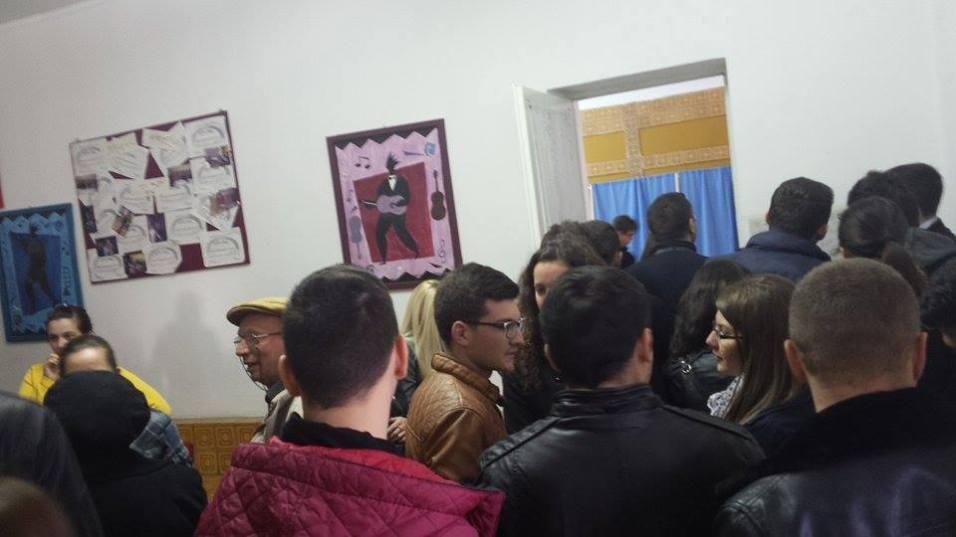 aglomeratie vot Complex Studentesc Timisoara (5)
