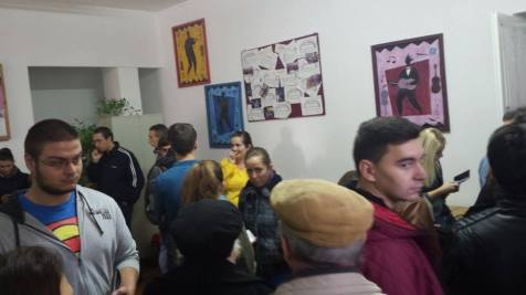 aglomeratie vot Complex Studentesc Timisoara (6)