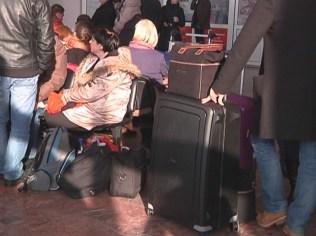 Aeroportul International Timisoara inchis viscol (2)