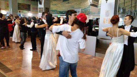 flash mob Balul Vienez de la Timisoara (2)