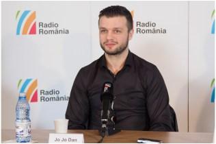 01. Jo Jo Dan la Radio Romania - Foto. Alexandru Dolea