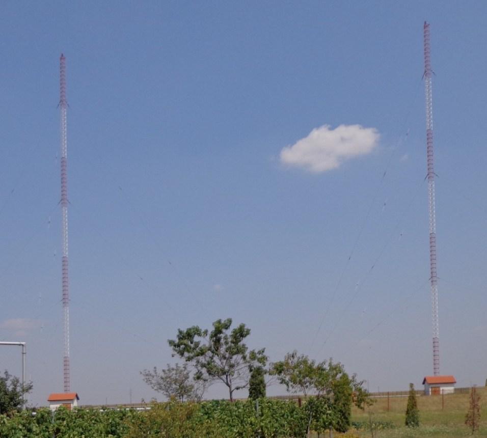 Antena de la Orțișoara, 630 kHz