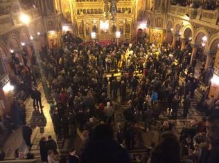 Slujba de Inviere la Catedrala Mitropolitana din Timisoara (4)