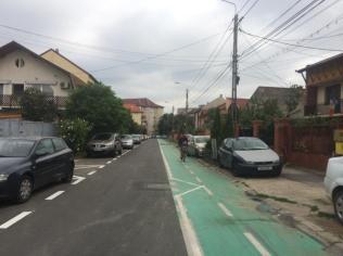 pista biciclete Diaconu Coresi (2)