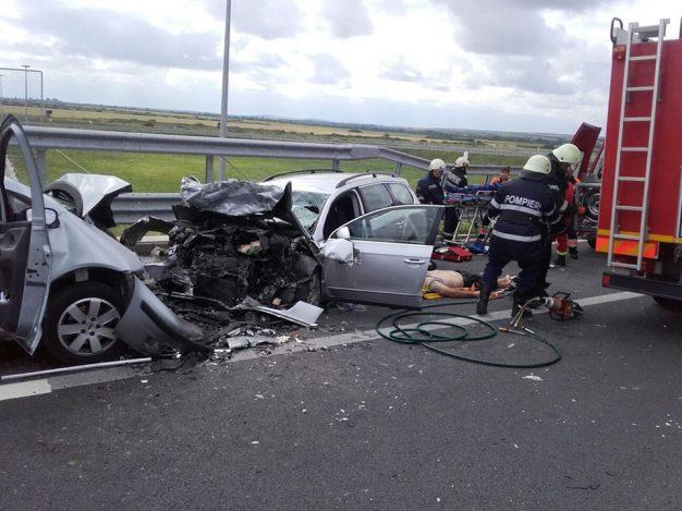 accident autostrada A 6 A 1 (6)
