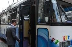 tramvai decorat ziua europei (4)