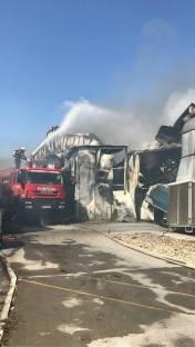 incendiu Sag ISU Timis (3)
