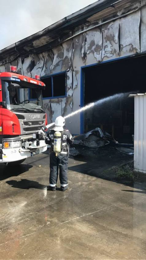 incendiu Sag ISU Timis (5)