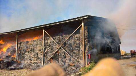 incendiu ferma 4.08.17 2