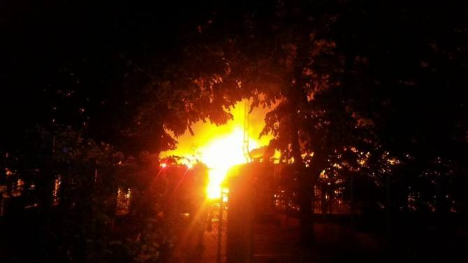 incendiu transformator mall (1)