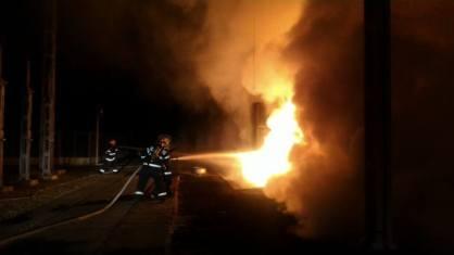 incendiu transformator mall (6)