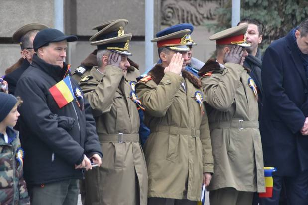 parada militara ziua nationala 2017 2