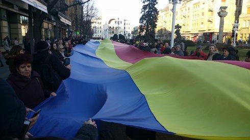 tricolorul de 100 de metri Mica Unire (4)