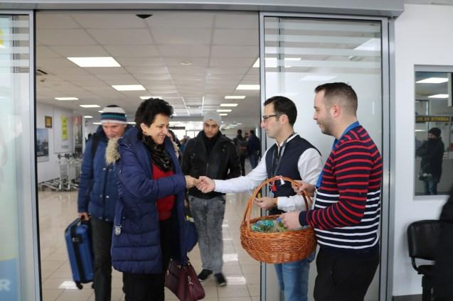 martisoare aeroport Timisoara (1)