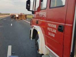accident autostrada Deva Sebes 26 mai 2018 4