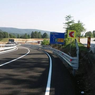 autostrada deva lugoj giratoriu