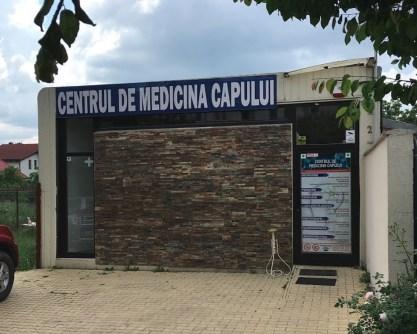 Centrul de Medicina Capului Timisoara (Legumiculturii 2)