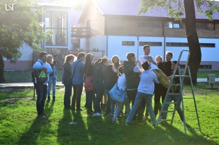 studenti universitatea de vest 2