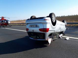 accident autostrada Nadlac (3)