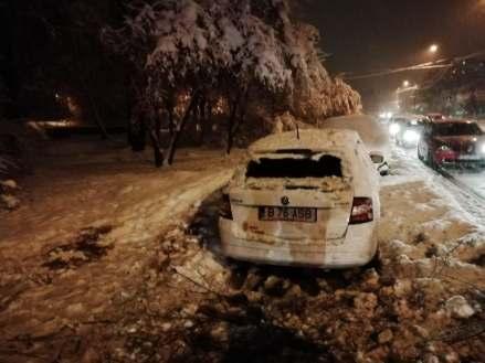 ninsoare iarna zapada Resita (3)