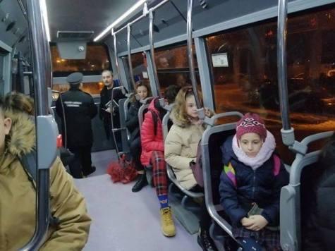 minibuz transport scolar