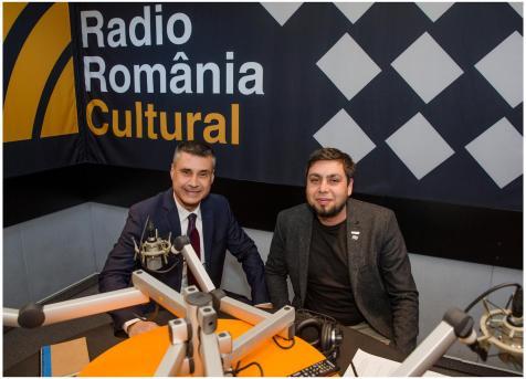 02. David Saranga la Radio Romania - 20.02.2019 - Foto. Alexandru Dolea